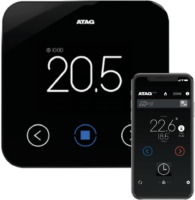 Atag One Wireless & Internet-Enabled Programmable Room Thermostat