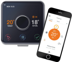 Hive Active Heating Wireless Internet-Enabled Room Thermostat